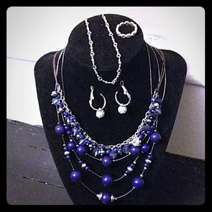 Jewelry - Indigo Child 5 piece Jewelry Set